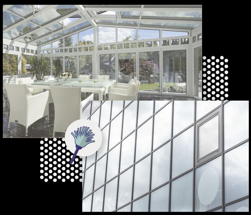 Tip Top Gebäudereinigung Seesen Glasreinigung