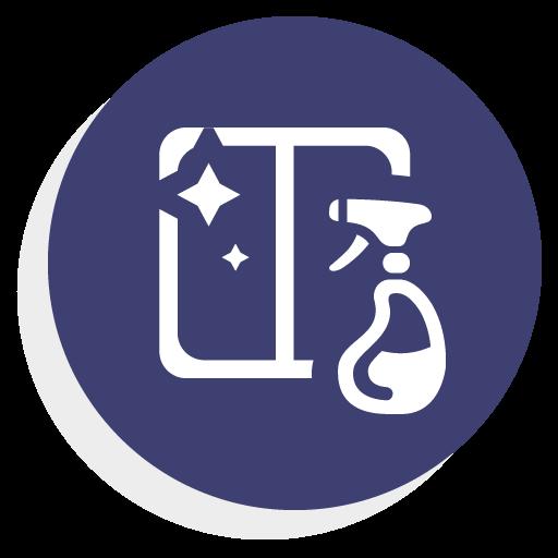 Büroreinigung-Icon