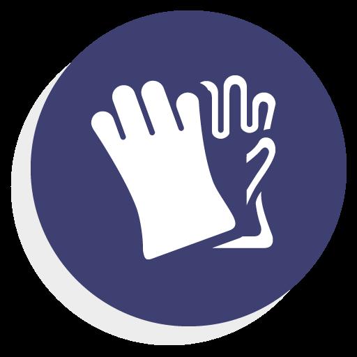Bodenreinigung-Icon