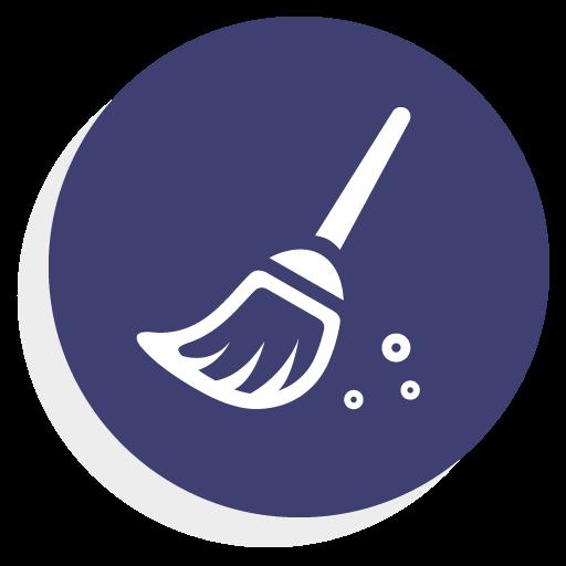 Bauendreinigung-Icon
