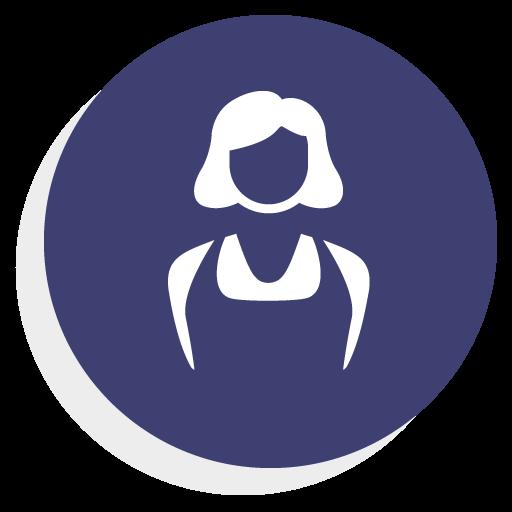 Treppenhausreinigung-Icon
